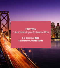FTC 2016 Future Technologies Conference 2016