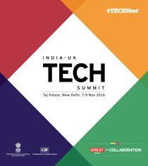 India UK Tech Summit 2016