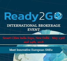 SMART CITIES INDIA 2018 Brokerage Event