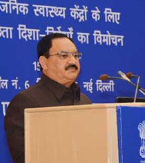 New policy envisages affordable healthcare to all: Nadda
