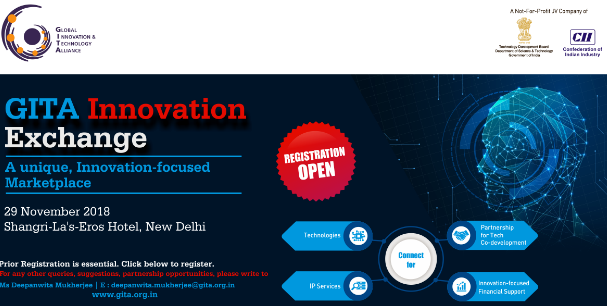 GITA Innovation Exchange | A unique, Innovation-focused Marketplace