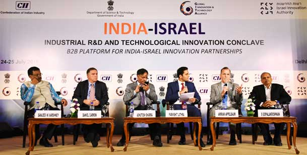 India - Israel Conclave, Industrial R&D and Technological Innovation Conclave | CNBC TV18